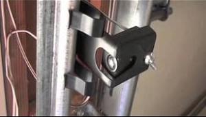 Broken Garage Door Sensor
